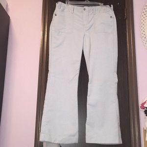 Tommy Hilfiger light blue corduroy pants. Size 14